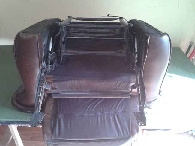 Recliner Sofa Amp Chair Repair The Sofa Repair Manthe Sofa
