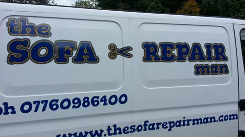 The Sofa Repair Man Franchise